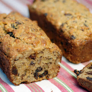 Paleo Fruitcake Recipe