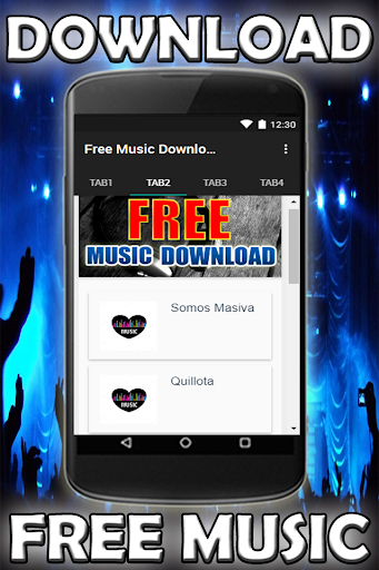 Free Music Download Without Wifi or Data Tutorial App Report on