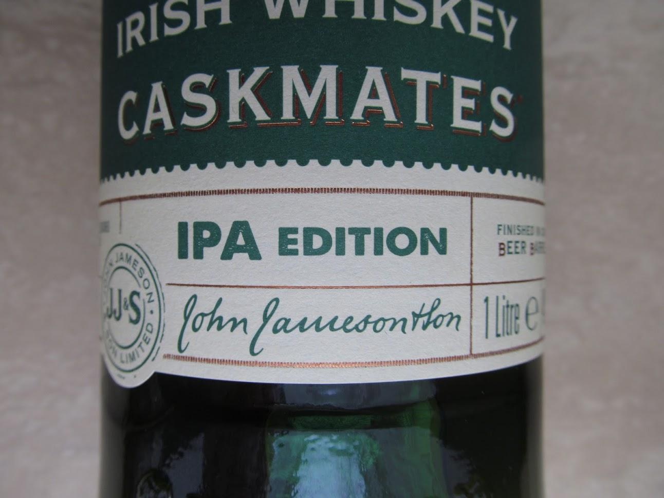 Jameson Caskmates - IPA