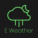E Weather icon