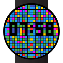 Falling Mosaic - Watch Face icon