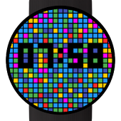 Falling Mosaic - Watch Face