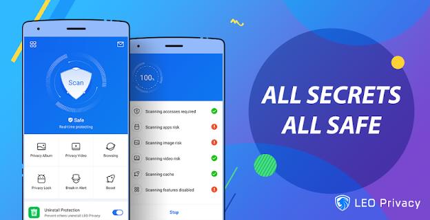 LEO Privacy-Applock,Hide,Safe screenshot 00