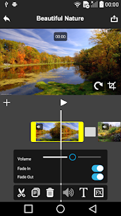 AndroMedia Video Editor- screenshot thumbnail