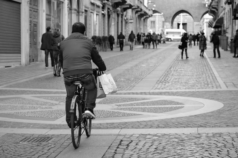 in giro in bicicletta di aeglos