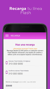 App Flash Mobile Colombia APK for Windows Phone