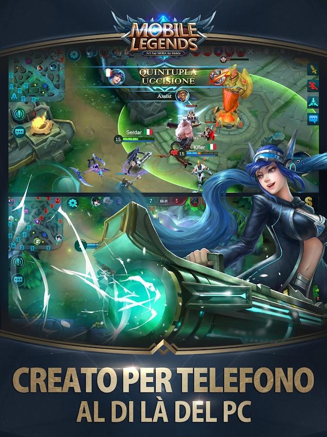 mobile legends: bang bang - app android su google play