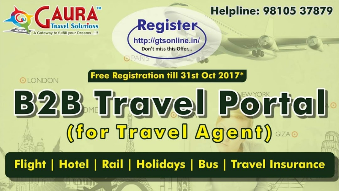 Gaura Travel Solutions Private Limited - Travel Agency in Greater Noida