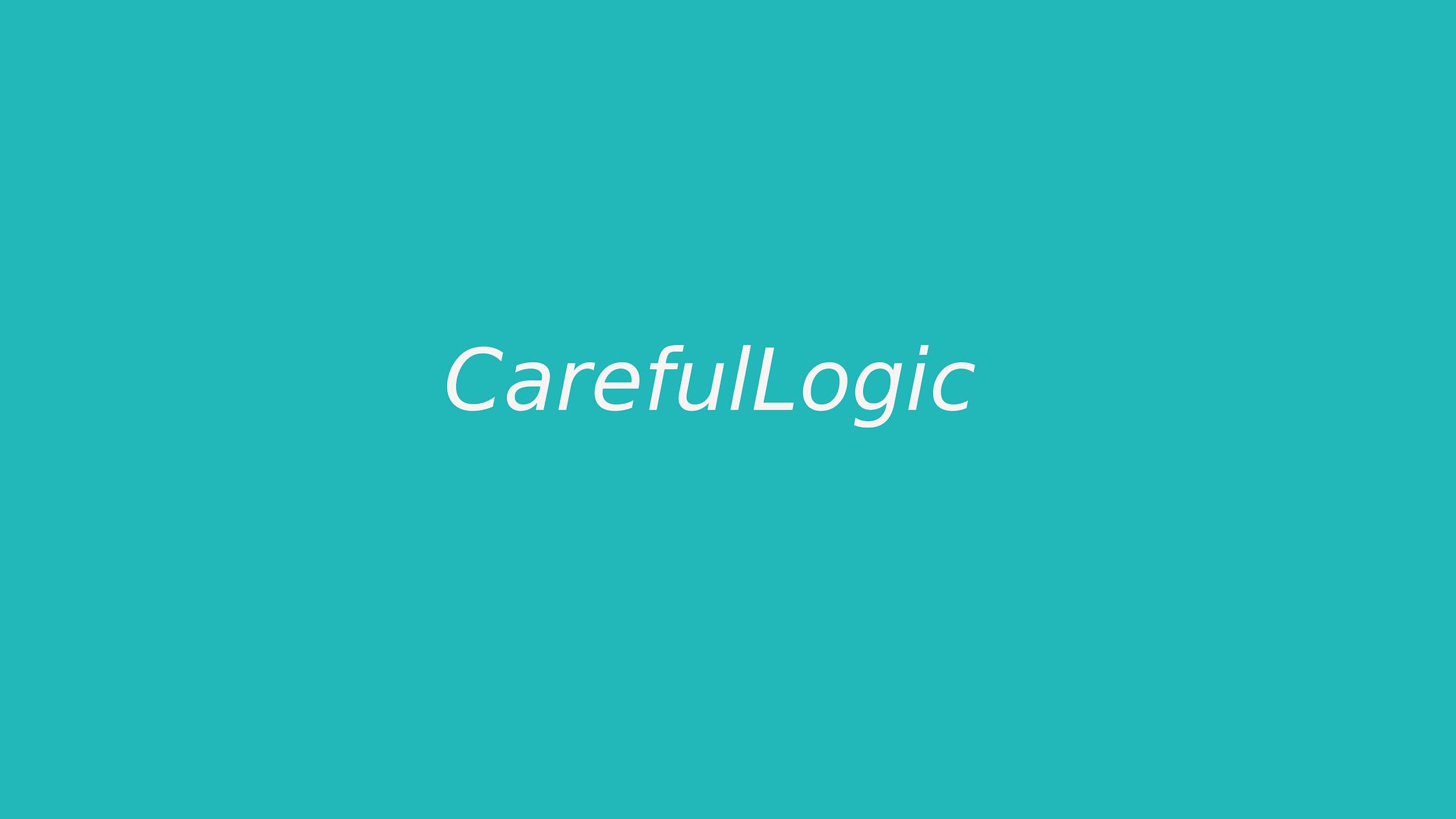 CarefulLogic Pty Ltd