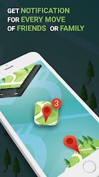 Phone Tracker By Number, Family & Friend Locator APK screenshot thumbnail 2