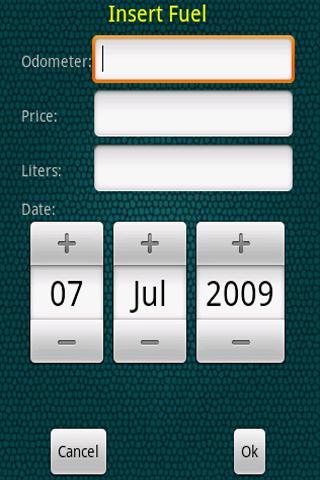A-Fuel screenshot 2