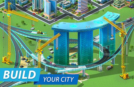 Megapolis Apk – city building simulator. Urban strategy 4
