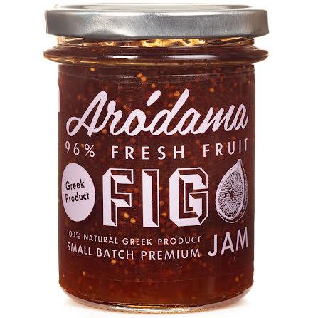 Fikonsylt med 96 % färsk frukt - Aródama