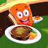 Marbel Restaurant - Kids Games