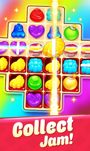 Candy Bomb Fever - 2020 Match 3 Puzzle Free Game apktram screenshots 3