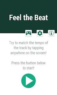 Feel the Beat screenshot