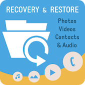 Photo Video & Contact Recovery