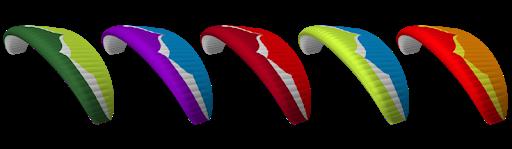 Ozone Mojo 5 paraglider