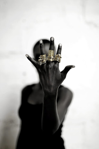 Adele Dejak jewellery from Kenya.