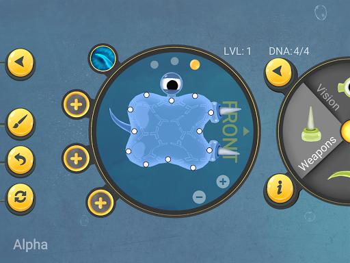 World of Microbes: Spore Evol  screenshots 11