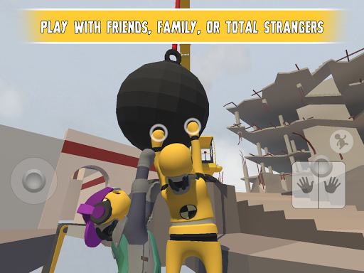 Screenshot Human: Fall Flat