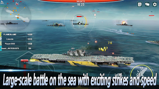 WARSHIP BATTLE ONLINE 0.5.5 screenshots 10