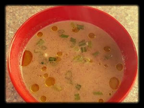 Rustic Wild Mushroom Soup Recipe