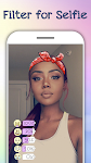 screenshot of Filter for Selfie