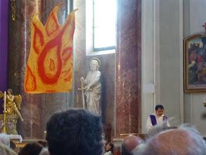 Photo: Kaplan Joseph berichtet von der katholischen Kirche in China
