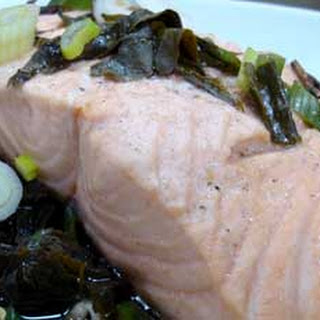 Poached Salmon Sauce Recipes