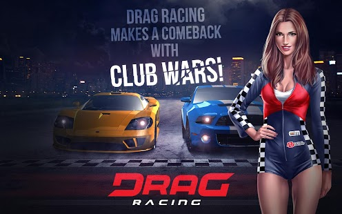 Drag Racing: Club Wars- screenshot thumbnail