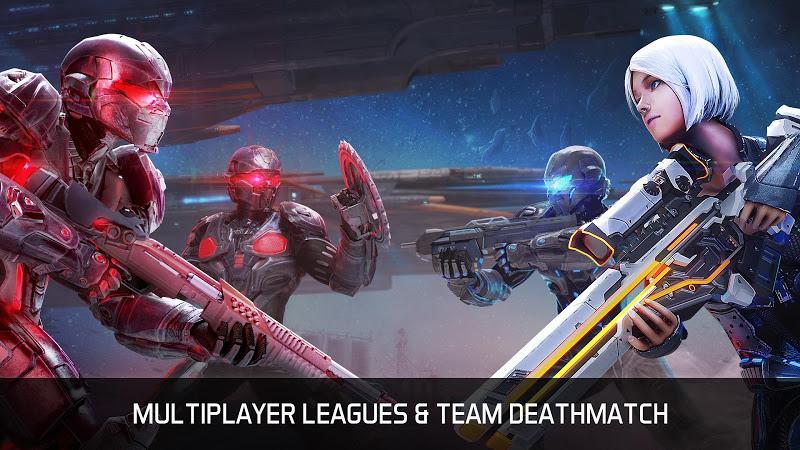 N.O.V.A. Legacy Screenshot 6