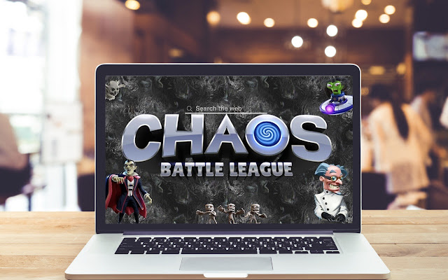 Chaos Battle Hero HD Wallpapers Game Theme