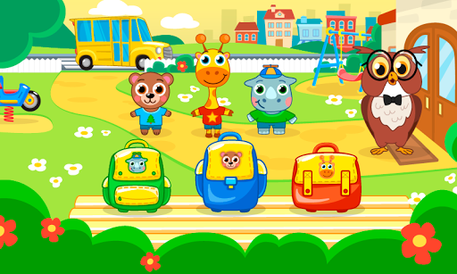 Kindergarten : animals  screenshots 7