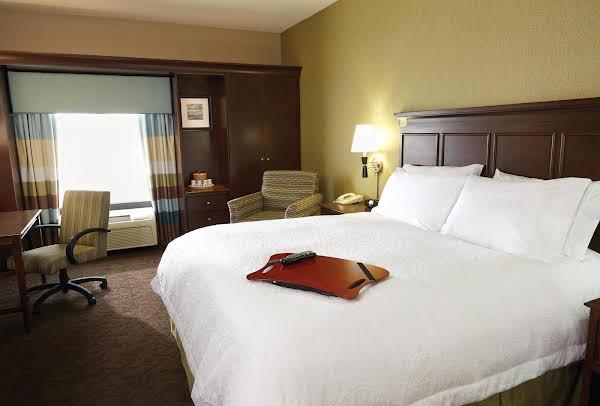 Hampton Inn and Suites San Antonio Brooks City Base