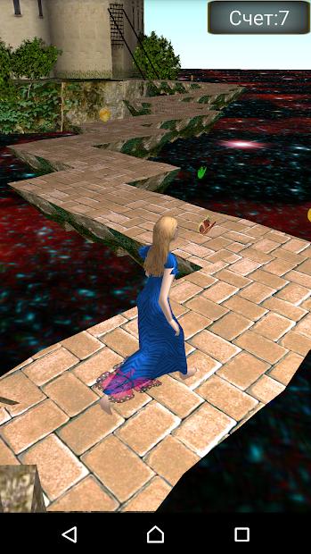 Princess Run to Temple screenshot 4