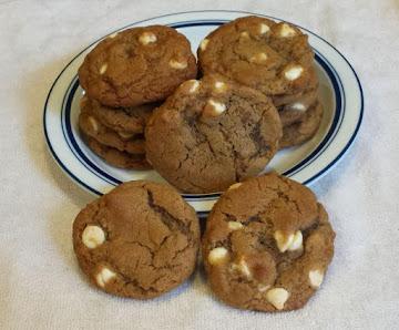 Kahlua White Chocolate Chip Cookies Recipe