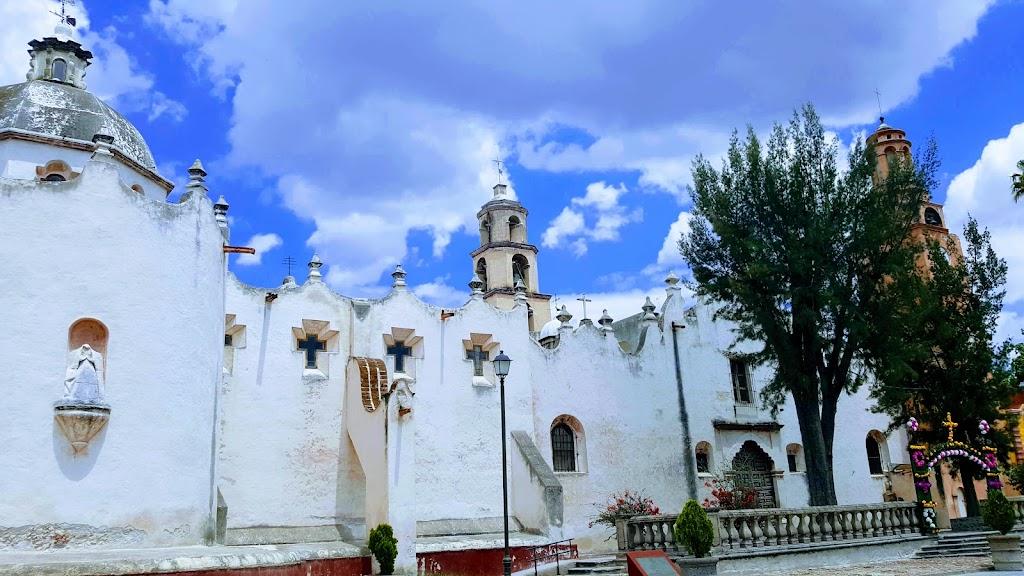 Sanctuary of Atotonilco was built in the 17th century by Father Luis Felipe Neri de Alfaro