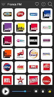 France Radio - French Internet Online FM AM - náhled