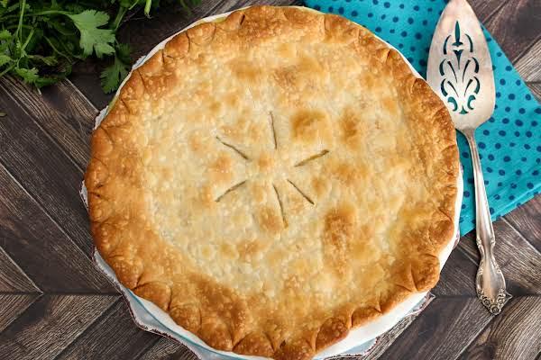 Homemade Chicken Pot Pie_image