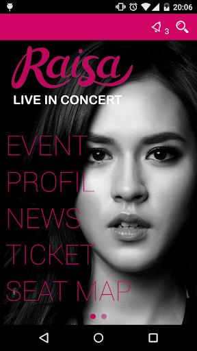 Raisa Concert