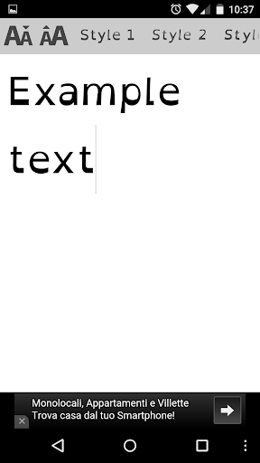 玩教育App|Dyslexic Text Reader免費|APP試玩