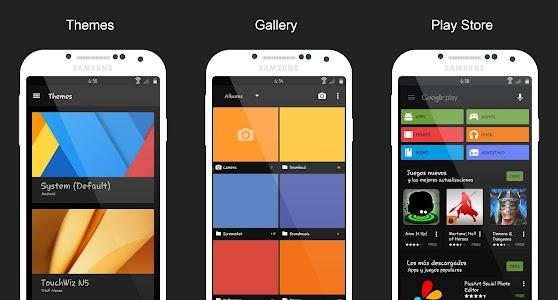 CM13 Galaxy N5 Dark v5.0.4