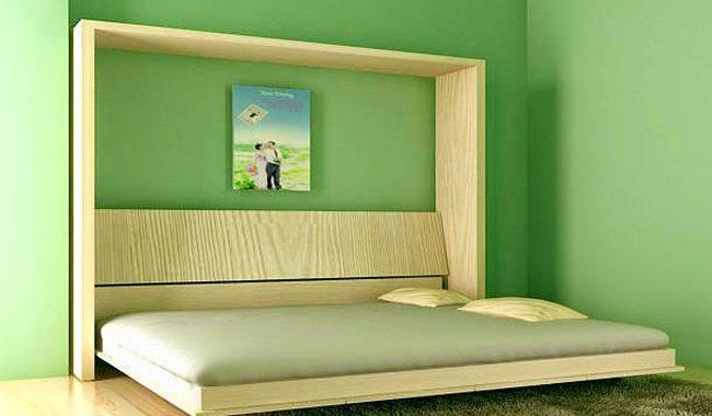 Giường gấp thông minh kém chất lượng đem lại những tác hại nghiêm trọng
