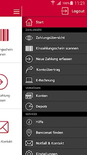 BEKB App - náhled