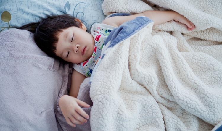 Biến chứng ngưng thở ở trẻ em khi ngủ