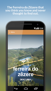 Descubra Ferreira do Zêzere- screenshot thumbnail