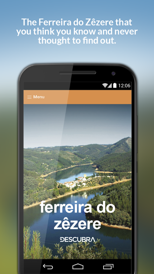Descubra Ferreira do Zêzere- screenshot