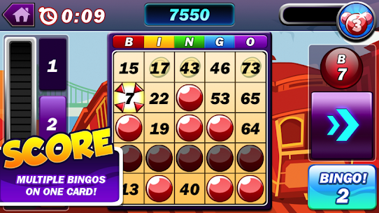 Bingo Blast MOD APK (Unlimited Money) 5