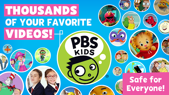 App PBS KIDS Video APK for Windows Phone